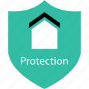home, protection, secured, shield