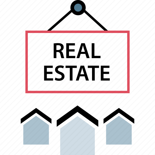 Estate, homes, houses, real icon - Download on Iconfinder