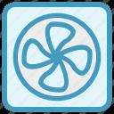 blower, conditioner, electric ventilator, fan, turbine, ventilator cooler, ventilator fan