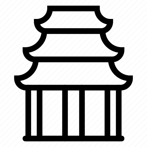 apartment, chines mention, home, household, property icon