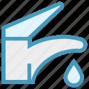 pipe, pipeline, plumbing, spigot, washing, water, water nal