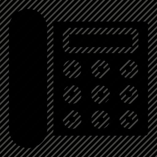 cell, iphone, landline, talk, telephone icon