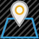 gps, location, location pin, navigation