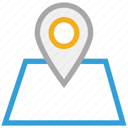 gps, location, location pin, navigation icon