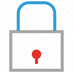lock, safe, secure, security sign icon