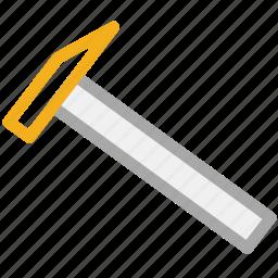 hammer, repairing equipment, repairing tool, tool icon
