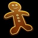 cake, gingerbread, man, food, christmas, anders madsen