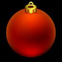 christmas, ornament icon