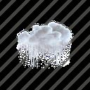 freezing, drizzle icon