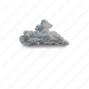 heavy, rain, weather, clouds