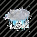light, freezing, rain, weather