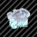 light, rain, weather, cloudy