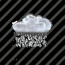 light, rain, shower, weather, cloud