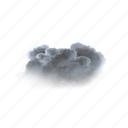 clouds, weather, rain