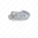 moderate, rain, weather, cloudy, forecast