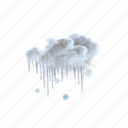 patchy, freezing, drizzle, nearby icon