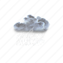 torrential, rain, shower, weather, forecast, cloudy, clouds