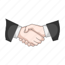 business, conclusion, contract, deal, gesture, hand, handshake