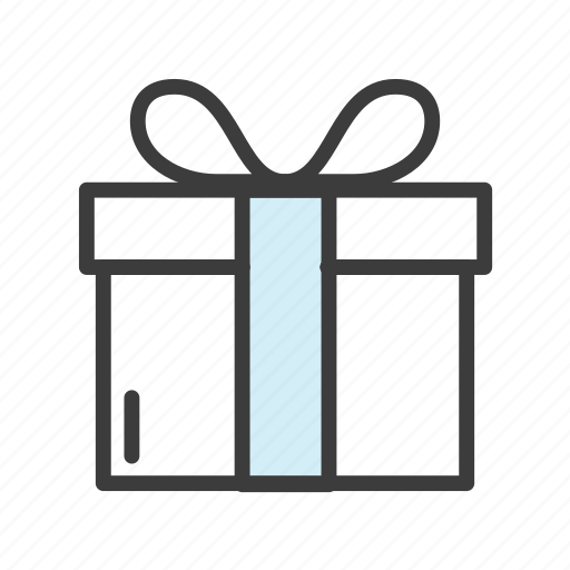 gift, gifting, surprise icon