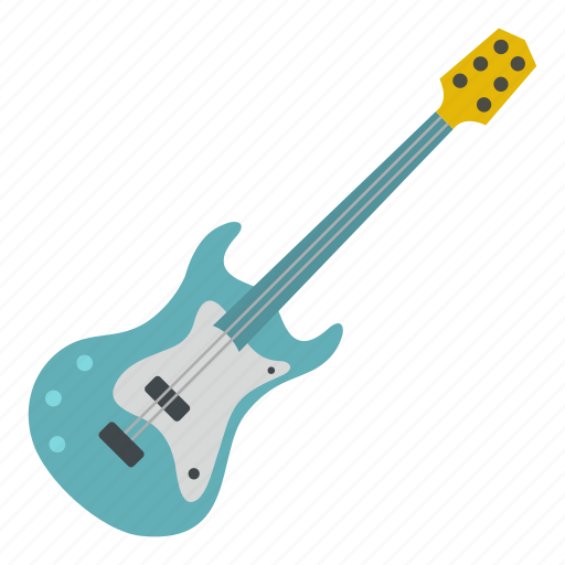 band, electric, guitar, instrument, music, musician, string icon