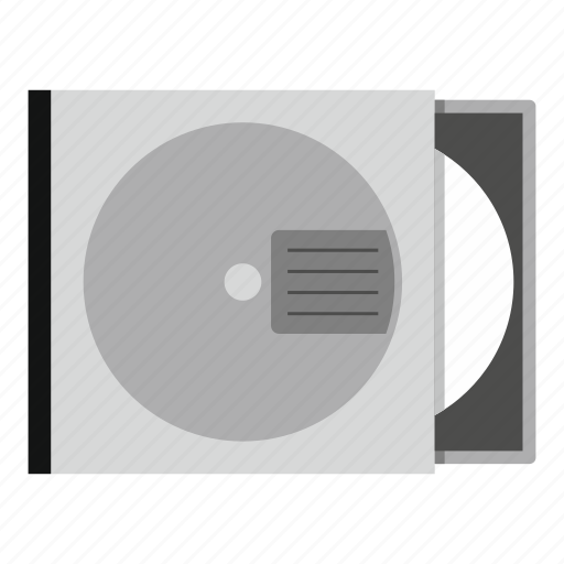 blank, box, data, disc, disk, pack, packaging icon