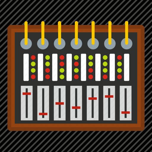 audio, control, digital, electronic, music, sound, studio icon