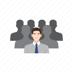 applicants, business, businessman, employee, job, recruitment, work icon
