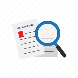 applicant, background checking, check, employment, job, recruitment, selection icon