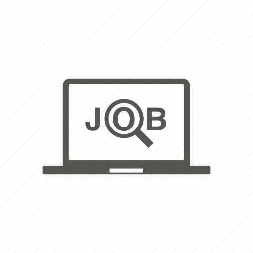 available jobs, device, job, job search, view jobs icon