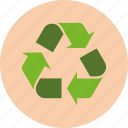 conservation, ecology, environment, green, packaging, recycle, recycling icon