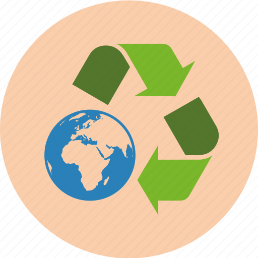 Conservation, earth, ecology, environment, globe, green, recycle icon - Download on Iconfinder