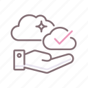 act, air, cca, clean icon