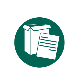 boxes, food boxes, mixed paper, paper, paperboard, recycling icon