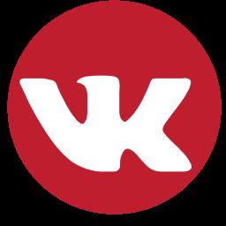 media, rs, social, vk icon