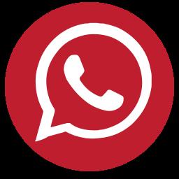 media, rs, social, whatsapp icon