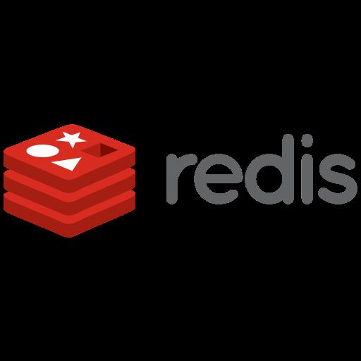 logo, redis icon