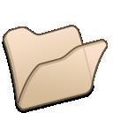 beige, folder icon