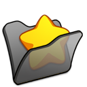 favourite, folder icon