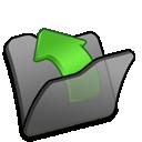folder, parent icon