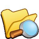 explorer, folder, yellow