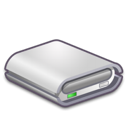 disc, drive icon