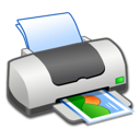 picture, printer icon