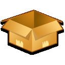 box, empty, product, shipment