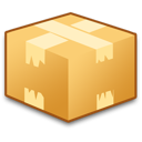 box, full icon