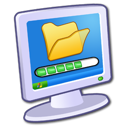 download, files icon