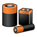 batteries, battery, power