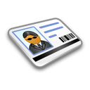 card, security icon