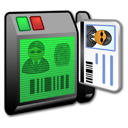 reader, scanner, security icon