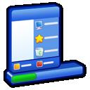 &, menu, start, taskbar icon