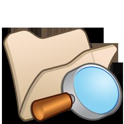 beige, explorer, folder icon